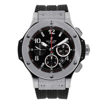 Hublot Big Bang 44 mm Steel 44mm Black No numerals