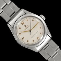 Rolex 31mm Automatic 1952 pre-owned Silver