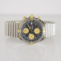Breitling Chronomat (Submodel) pre-owned 38mm Gold/Steel