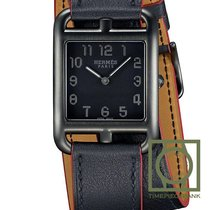 Hermès Steel 29mm Quartz 044241WW00 new