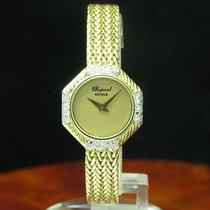 Chopard 21.7mm Cuerda manual usados Oro