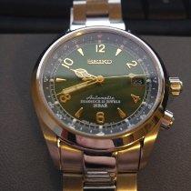 Seiko SARB017 Aço Spirit 39mm