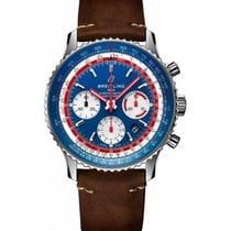 Breitling Navitimer 1 B01 Chronograph 43 Steel 43mm No numerals