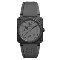 Bell & Ross BR 03-92 Ceramic BR0392COMMANDOCE new