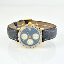 Pequignet Gold/Steel 35mm Automatic pre-owned