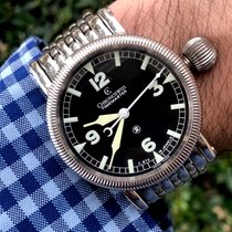 Chronoswiss Steel 44mm Manual winding CH 6233 pre-owned