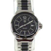 TAG Heuer Formula 1 Lady Steel 37mm Black No numerals United States of America, New York, New York