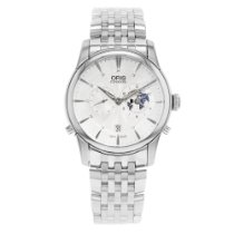 Oris pre-owned Automatic 45mm Silver 5 ATM