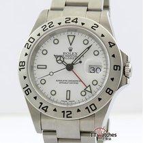 Rolex Explorer II 16570 2000 pre-owned