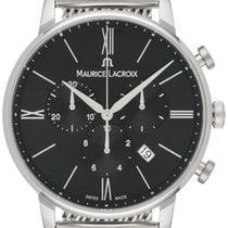 Maurice Lacroix Eliros Steel 40mm Black