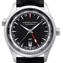 Hamilton Jazzmaster GMT Auto H32695731 2019 new