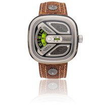 Sevenfriday Steel 47.6mm Automatic M1 new