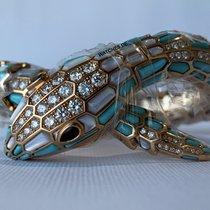 Bulgari Rose gold Quartz new Serpenti