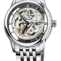 Oris Artelier Translucent Skeleton Steel 40mm Transparent United States of America, Florida, Miami