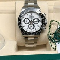 Rolex Daytona Steel 40mm White No numerals United States of America, Florida, 33487