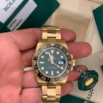 Rolex GMT-Master II Ouro amarelo