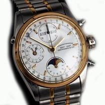 Eberhard & Co. 32012 con bracciale originale mod. President 1993 gebraucht