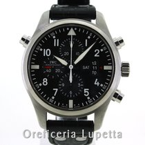 IWC Pilot Double Chronograph IW377801 2012 pre-owned