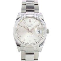 Rolex Oyster Perpetual Date 115200 nouveau