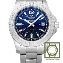 Breitling Chronomat Colt Steel 41mm Blue