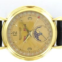 Jaeger-LeCoultre Very good Yellow gold Manual winding