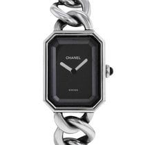 Chanel Première pre-owned 20mm Black Steel