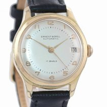 Ernest Borel Gold/Steel 32mm Automatic pre-owned