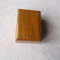 Maurice Lacroix vintage Edelholzbox für Taschenuhr