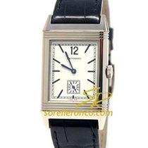Jaeger-LeCoultre Grande Reverso Ultra Thin 1931 Ouro branco 27mm Branco