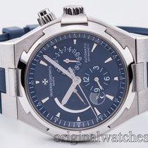 Vacheron Constantin Dual Time Automatic Steel Blue 2015