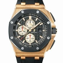 Audemars Piguet Royal Oak Offshore Chronograph Oro rosa 44mm Negro España