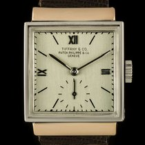 Patek Philippe pre-owned Manual winding Small Seconds 25mm Gold/Steel Plastic
