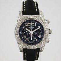 Breitling Chronomat 41 Brillant Diamant Besatz