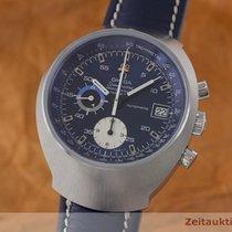 Omega Speedmaster Mark III Chronograph Automatik Cal 1040 Stahl