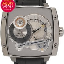 Hautlence pre-owned Manual winding 45mm Grey Sapphire crystal 3 ATM