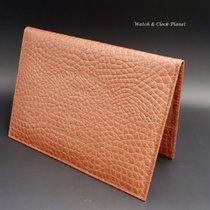 Franck Muller Genuine  Rare Leather Document Holder