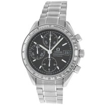 Omega Mens  Speedmaster 3513.50 Automatic Chrono Steel 39MM
