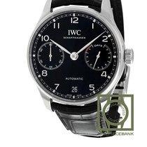 IWC Portuguese Automatic IW500703 nuevo