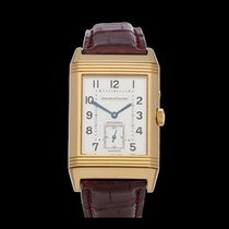 Jaeger-LeCoultre Reverso Day & Night 18k Yellow Gold Gents...