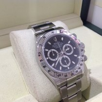 Rolex Daytona Black 2014 Mint