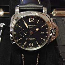 Panerai Luminor 1950 3 Days GMT PAM 00531 - Box & Papers 2015