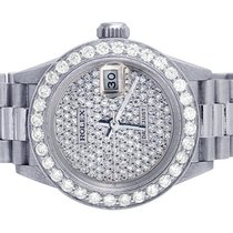 Rolex Lady-Datejust 27mm Or