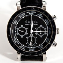 Sothis World Timer Chronograph ETA-Valjoux 7754 a Limited Edition