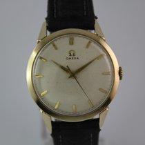 Omega Vintage 14k Gold #A3344 Cal. 284