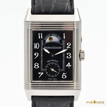 Jaeger-LeCoultre Reverso Duo Face Night & Day White Gold Full Set