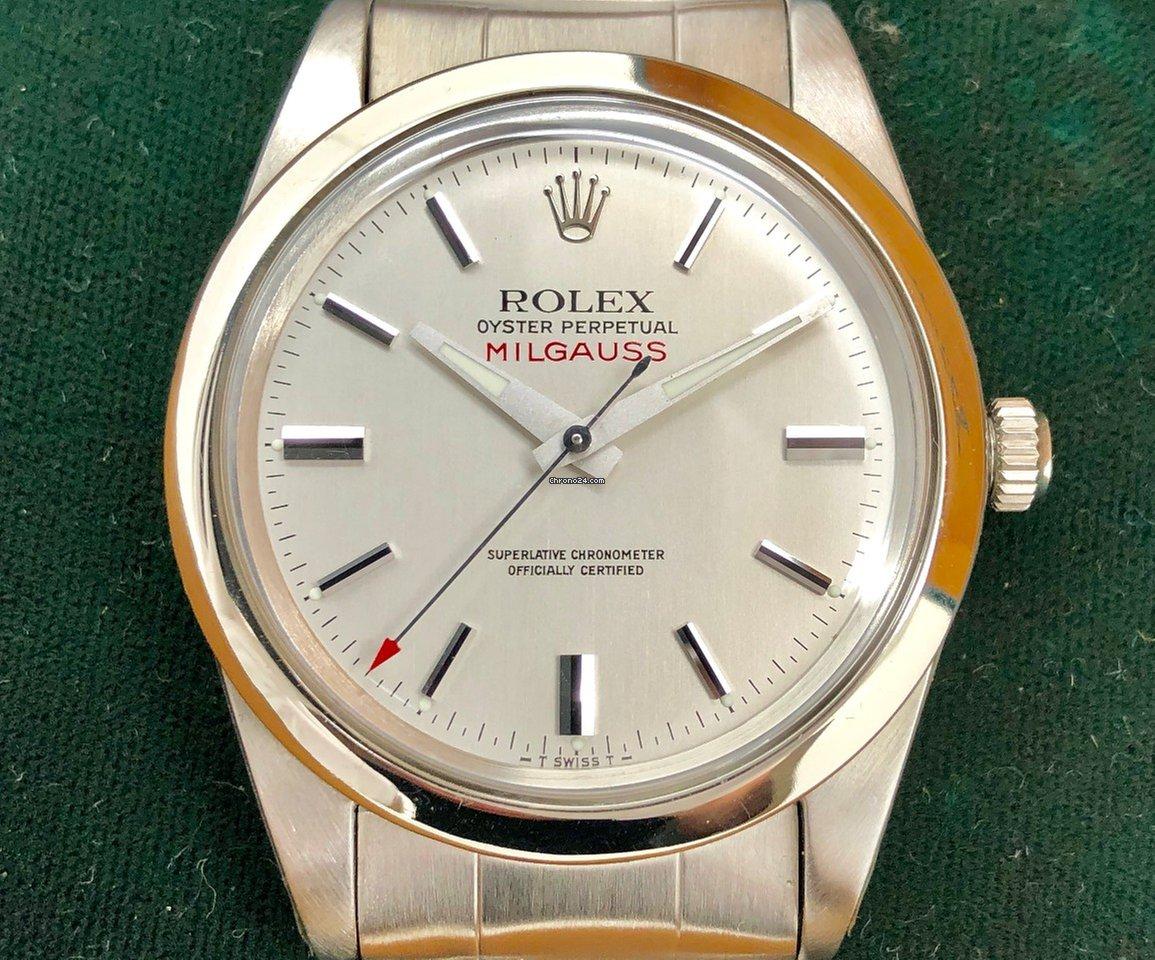 hot sale online 6b4e1 c8d1e Rolex Milgauss