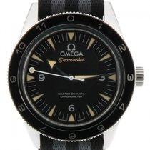 Omega Seamaster 300 Stahl 42mm Schwarz Arabisch Schweiz, Lugano