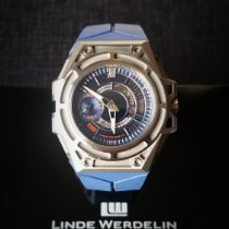 Linde Werdelin 44mm Automatic 2014 pre-owned SpidoLite