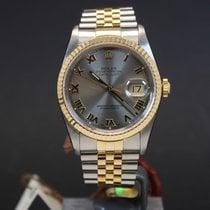 Rolex Datejust 16233 Grey Dial