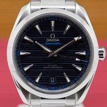 Omega 220.10.41.21.03.001 Seamaster Aqua Terra Co-Axial Master...